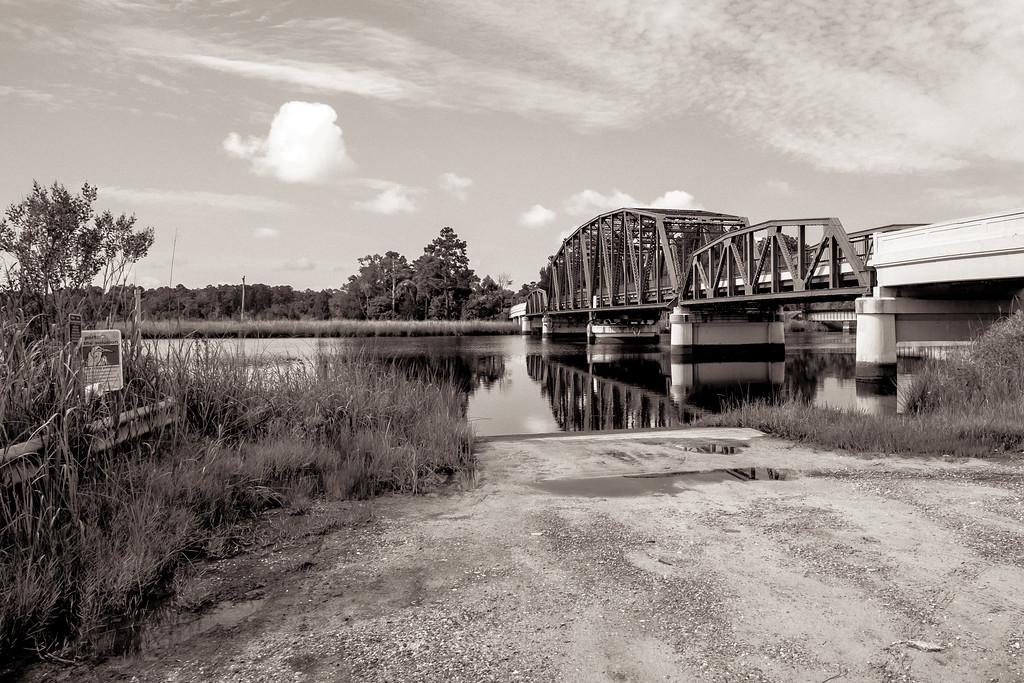 New bridge on US-17 from Kingsland to Jacksonville, FL