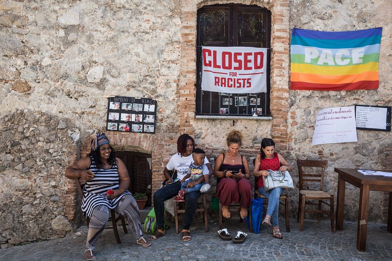 Riace, Calabria - Italy