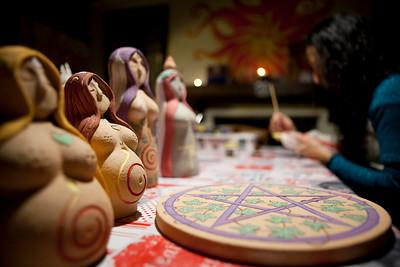 LunArt Terracotta - painting