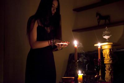 Valentina - Ishtar ritual