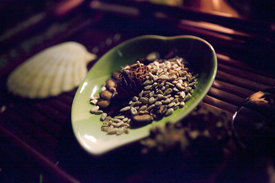 Mabon celebration  - seeds