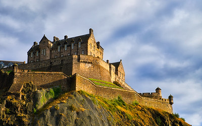 Edinburgh Castle – Edinburgh, Scotland