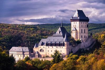 Karlštejn Castle – Karlštejn, Czech Republic