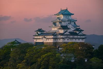 Himeji Castle – Himeji, Japan