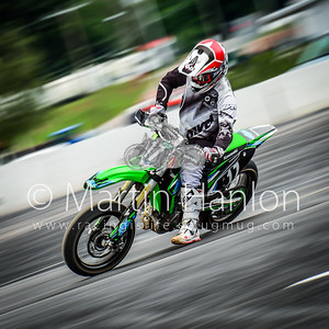 Saturday 5:32pm: Supermoto Final