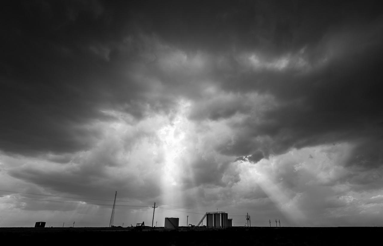 Near Peco TX.