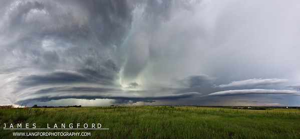 Probably my favorite shot of the day of this cell.
