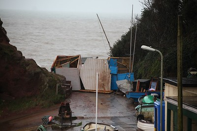 Dawlish storm damage 5