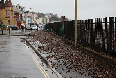 Dawlish storm damage 8