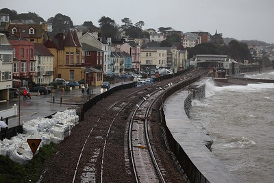 Dawlish storm damage 6