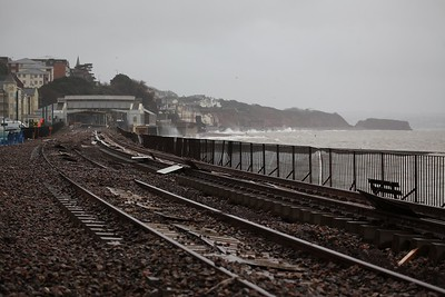 Dawlish storm damage 10