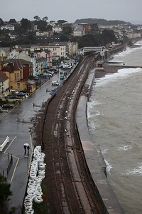 Dawlish storm damage 1