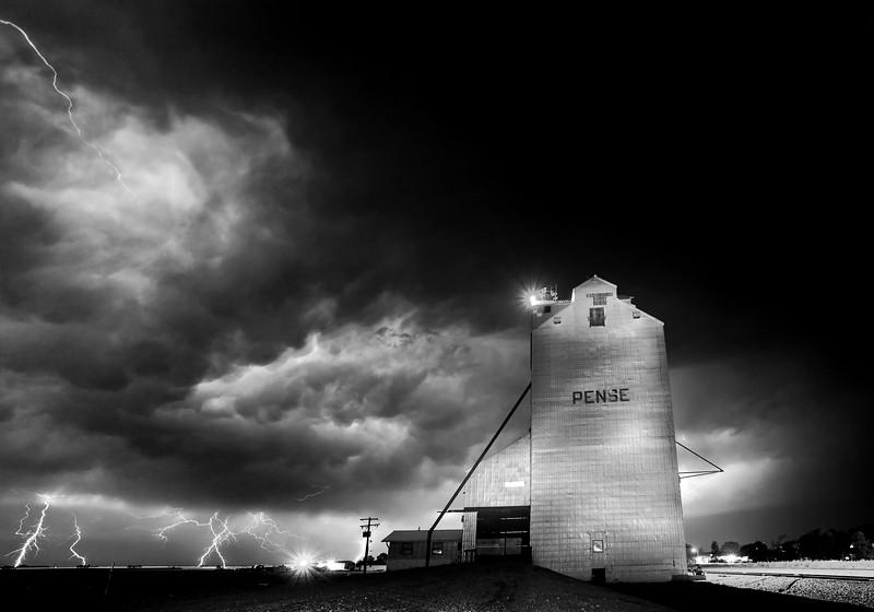 Lightning Storm Canada