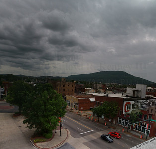 Storm Photography taken during the evening hours on Tuesday, April 29th, 2014 in Chattanooga, Tn. Photography By: Lloyd R. Kenney III ©2014 The Cajun. All Rights Reserved. Contact Info: LloydKenneyiii@gmail.com