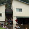 Large Storm aftermath
