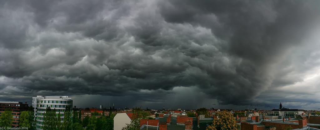 Turbulen Underflow. Berlin, September 2016