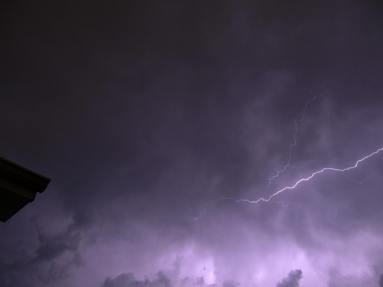 Spring Urbana Lightning