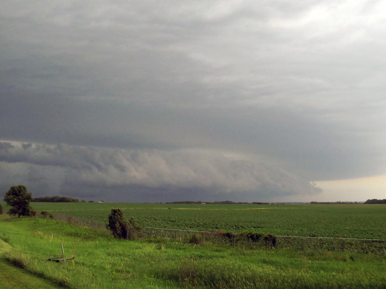 Minnesota Shelf Cloud