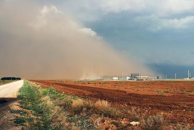 Dust Front