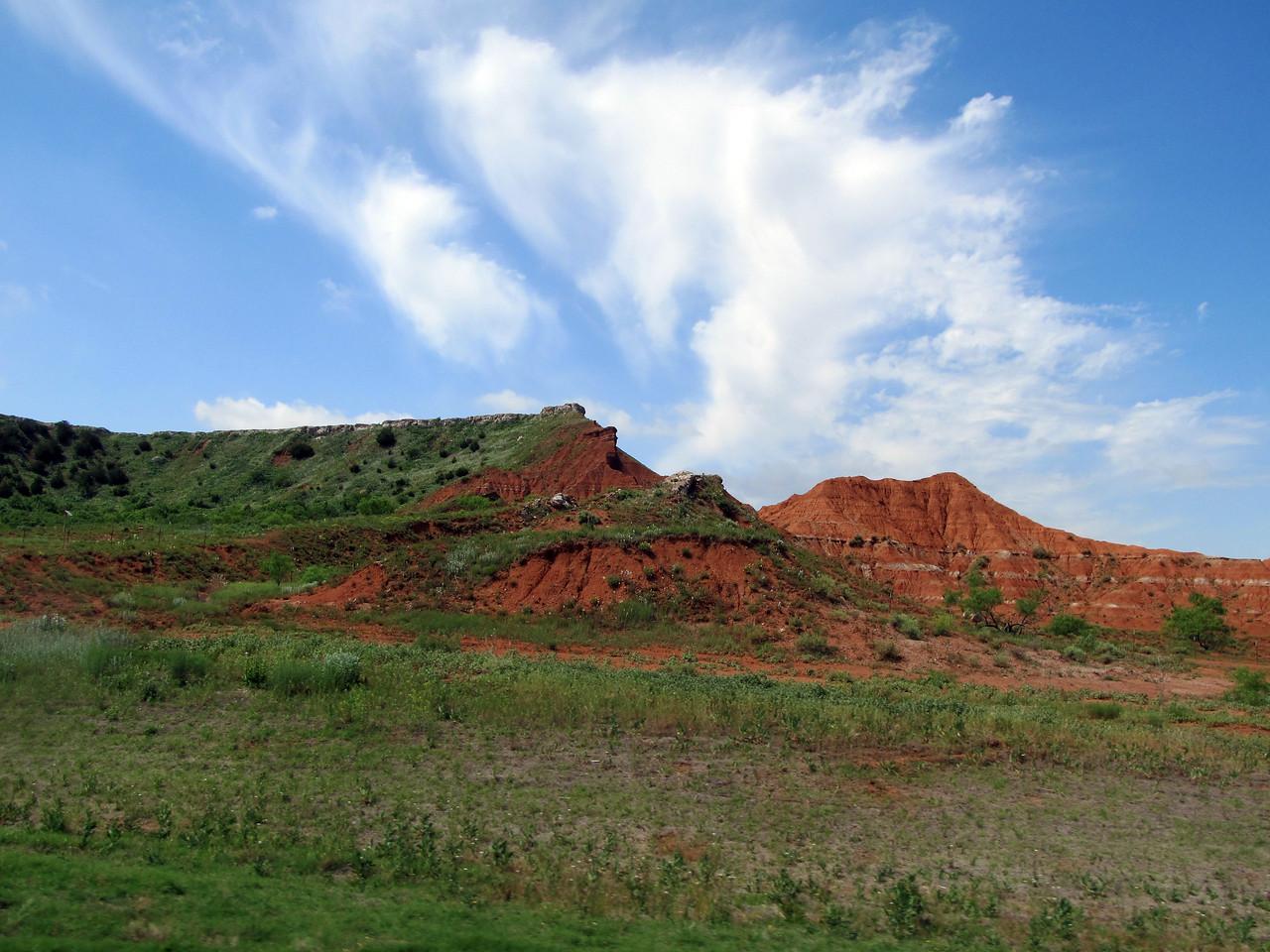 Oklahoma Bluffs
