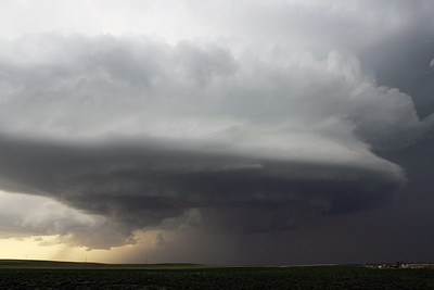 Spectacular South Dakota Supercell