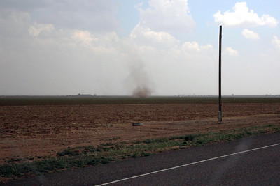 West Texas Dust Devil