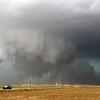 Texas-sized Wall Cloud