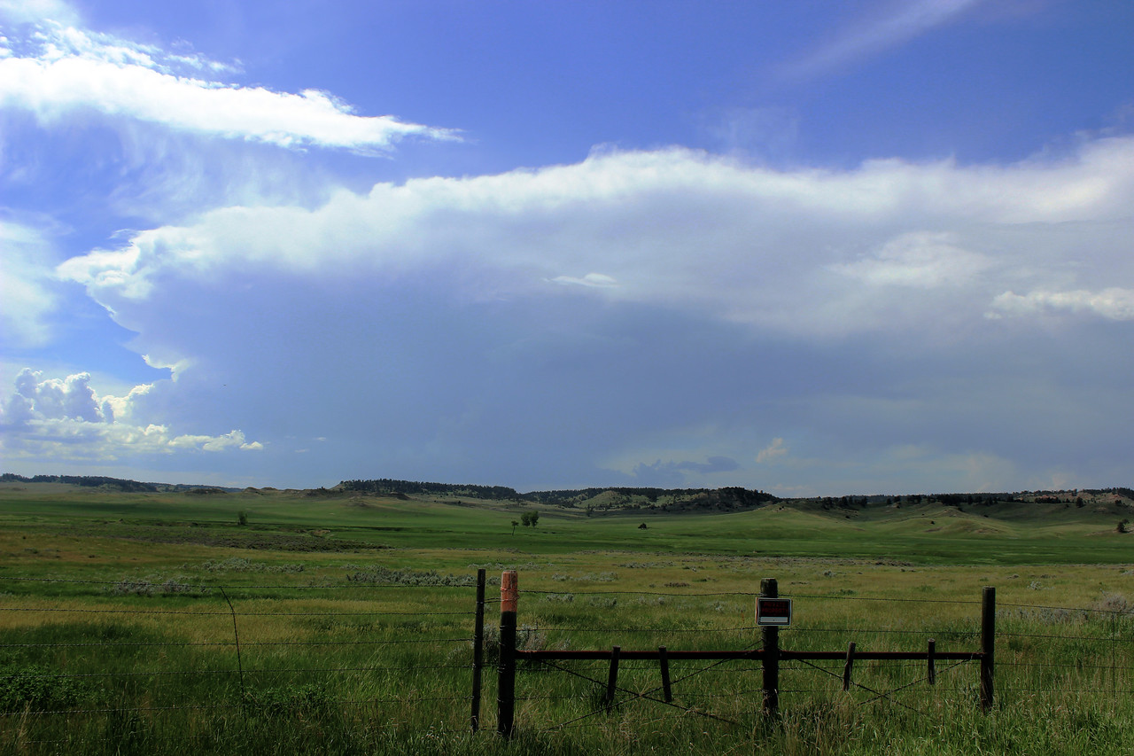 Big Sky, Little Storm