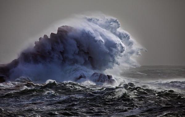 The Ravening Sea