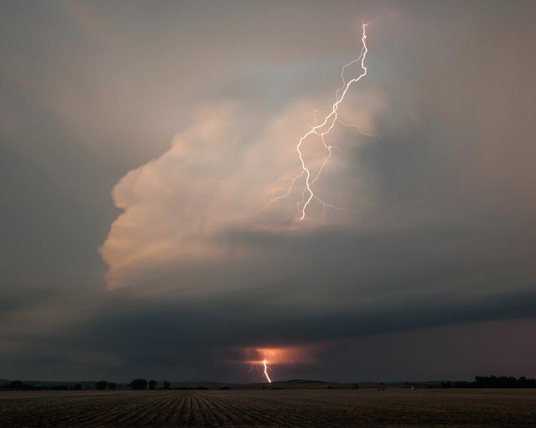 Ansley, Nebraska Lightning 2