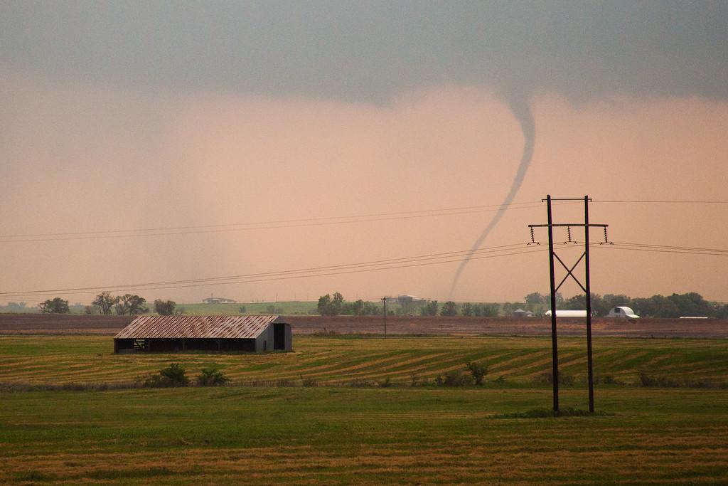 Rope Tornado, Oklahoma