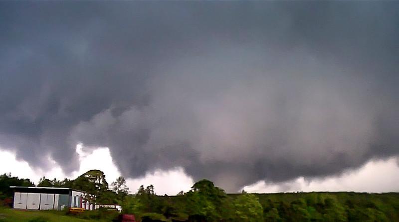 2011 Pineapple Alabama Tornado