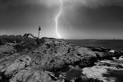 Maine Summer Storm