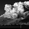 A Storm Boiling Up Near Shirley, Illinois