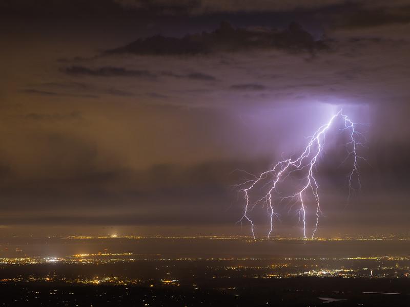 Bay Area Lightning