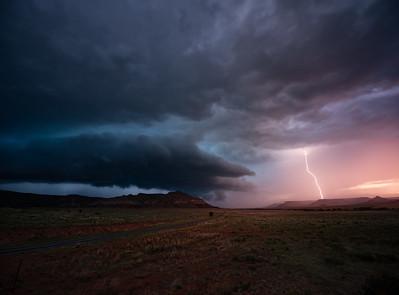 Folsom, New Mexico