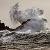 Storm Brian hits Cornwall