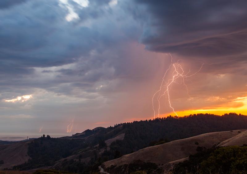 Line of Lightning