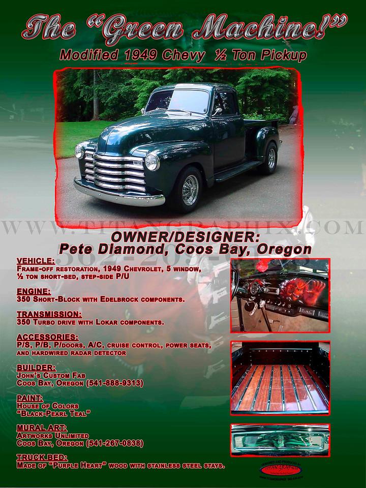 1949 Chevrolet 1/2 ton