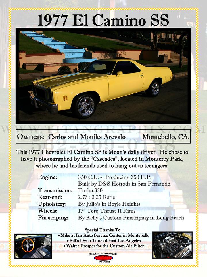 1977 Chevrolet El Camino SS