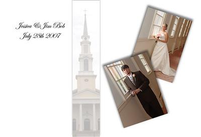 Jessica & Jimbob Wedding