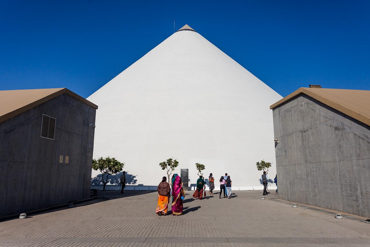 Dandi Kutir - The Gandhi Museum, Gandhinagar, India