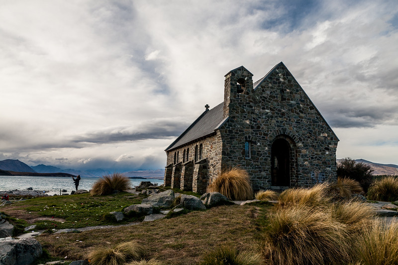 Church of The Good Shepherd, Lake Tekapo, New Zealand