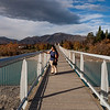 Bridge on the Lake Tekapo, New Zealand