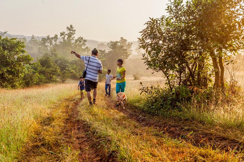 Somewhere in Maharashtra, India