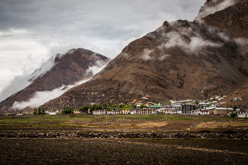 Kaza, Spiti Valley, India