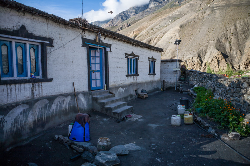 Gue, Spiti Valley, India
