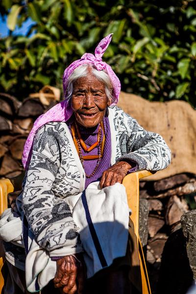 Khonoma, Nagaland, India