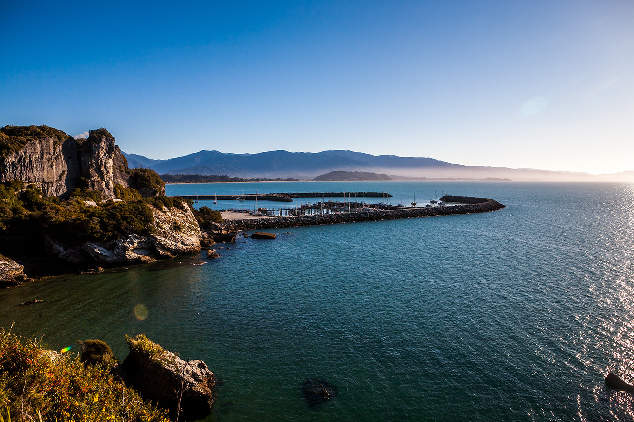 New Zealand; Takaka; Tarakohe