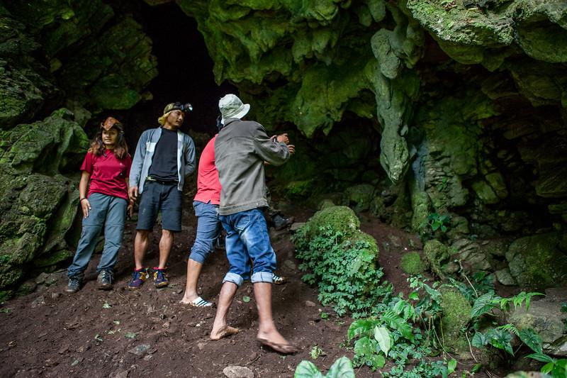 The Bat Cave in Basar, Arunachal Pradesh, India